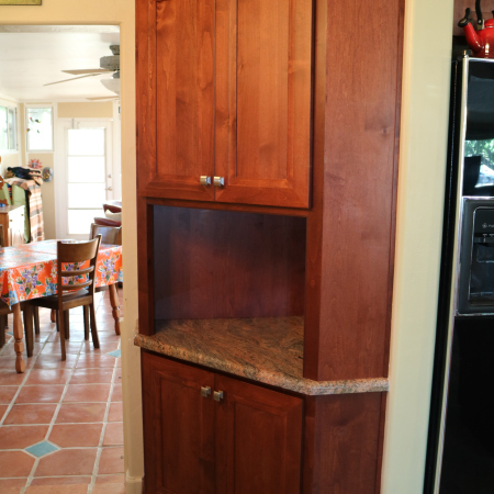 art effects cabinet refacing