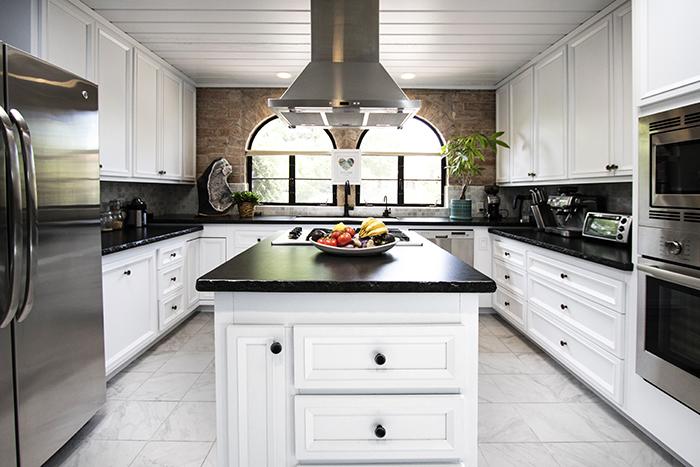 art effects cabinet refacing white kitchen 2