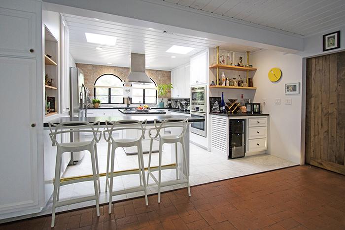 art effects cabinet refacing white kitchen